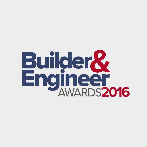 Builder & Engineer Awards 2016