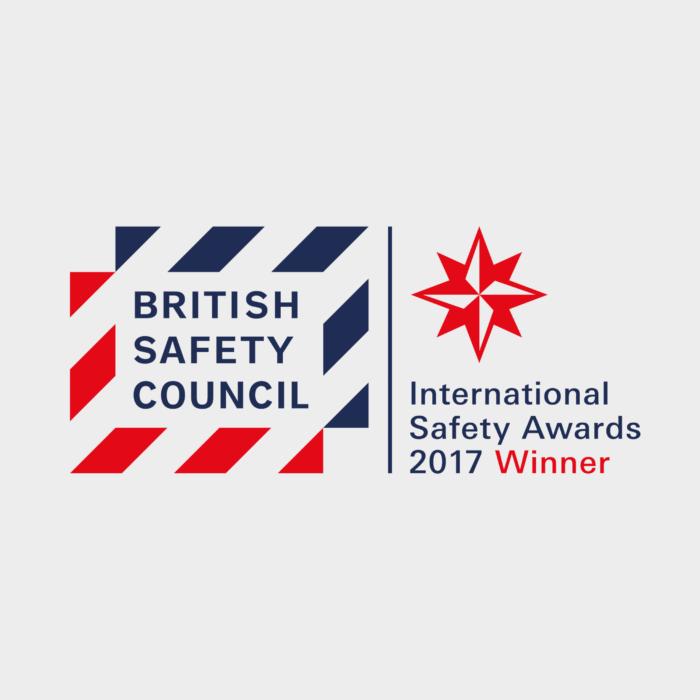 International Safety Awards 2017