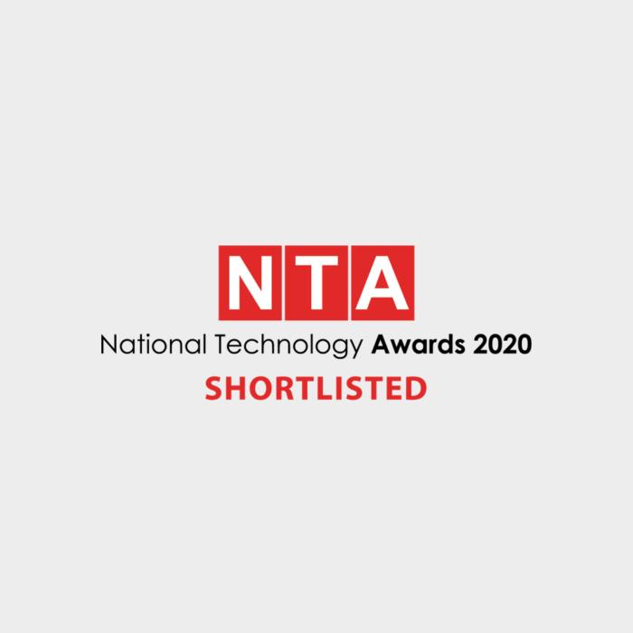 National Technology Awards 2020